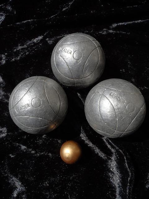 L'homologation des boules de pétanque -1